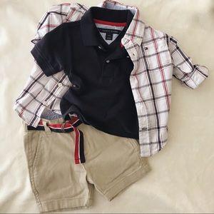 Tommy Hilfiger set for toddler boy!